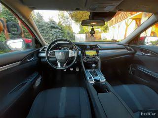 Wynajmij hondę civic | Wypożyczalnia Samochodów Exelcar |  - zdjęcie nr 4