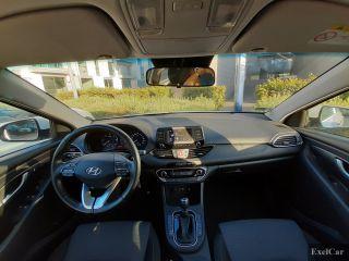 Wynajmij hyundaia i30 (automat) | Wypożyczalnia Samochodów Exel |  - zdjęcie nr 4