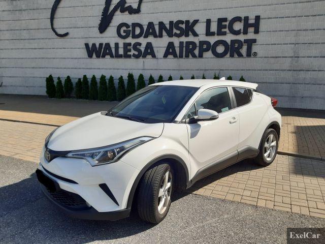 Wynajmij Toyotę ch-r | Wypożyczalnia Samochodów Exelcar |