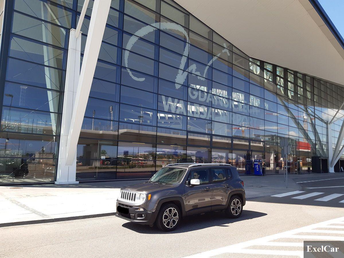 Odnajdź auto po wyjściu na halę przylotów - Wypozyczalnia samochodów Exelcar