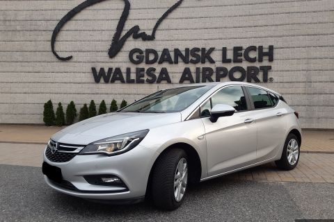 Opel Astra V automat