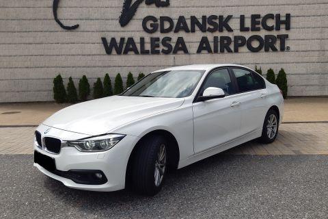 BMW 3 automat diesel